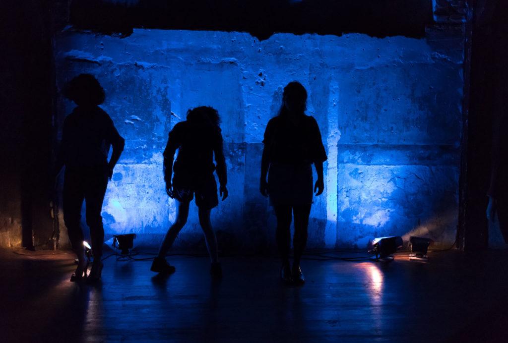 Les Femmes de Barbe Bleue de Lia Guez © Morgane Moal