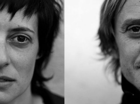 La zampa - Magali Milian et Romuald Luydlin © Erik damiano