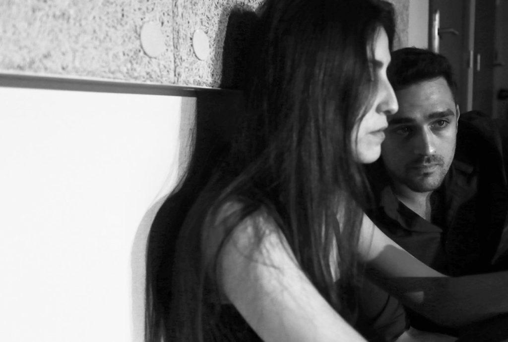 Quentin Faure et Fernanda Bath dans M comme Médée d'Astrid Bayiha © Imane Djamil