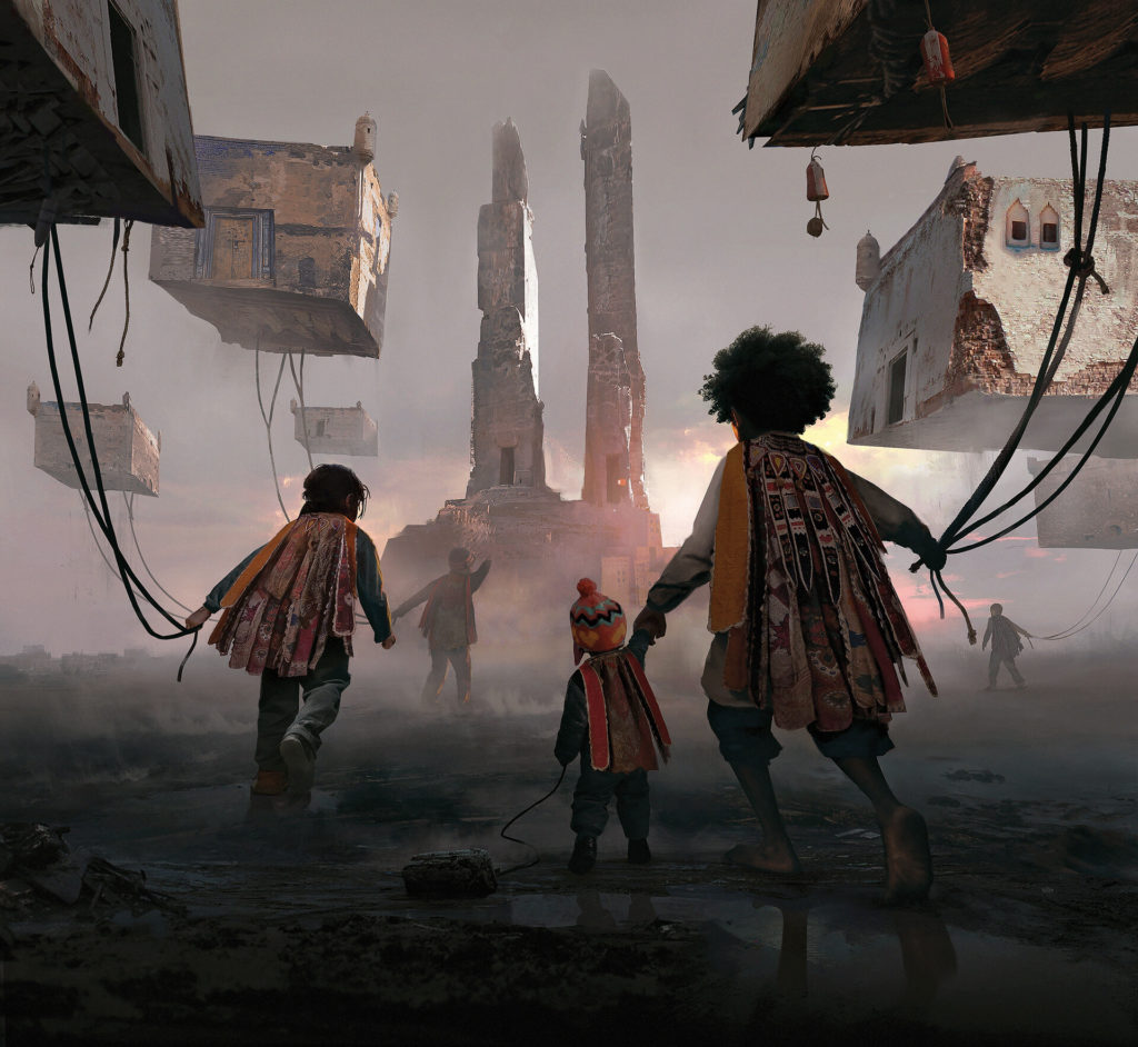 Pochette de l'Album N3rdistan