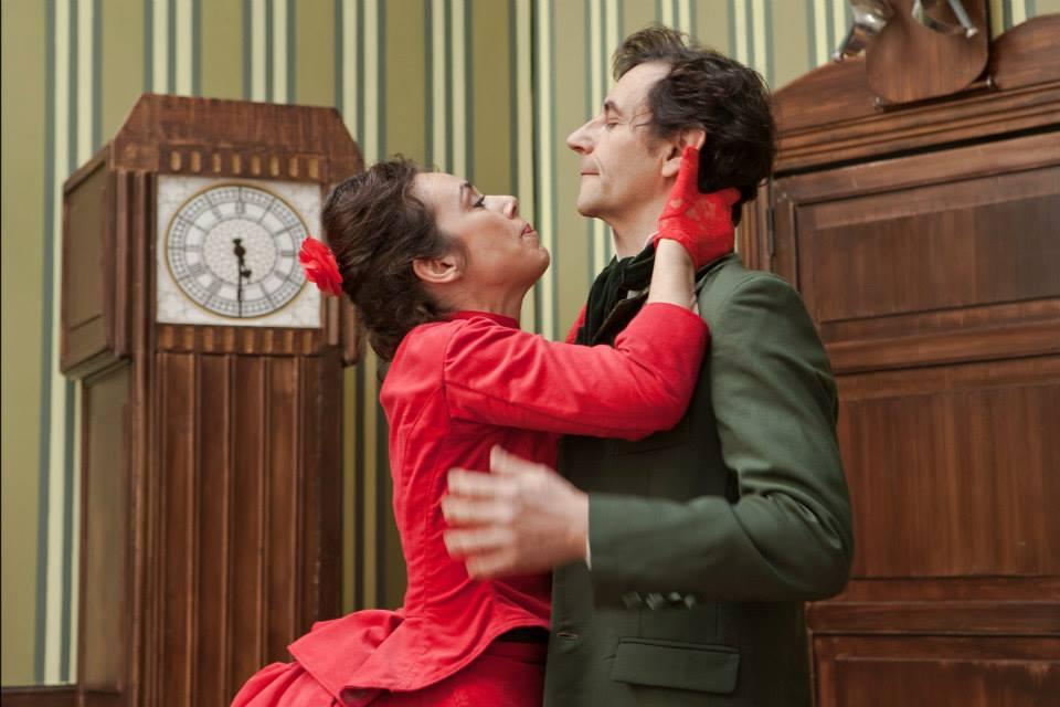 Michel Scotto di Carlo dans Les Faux British © DR