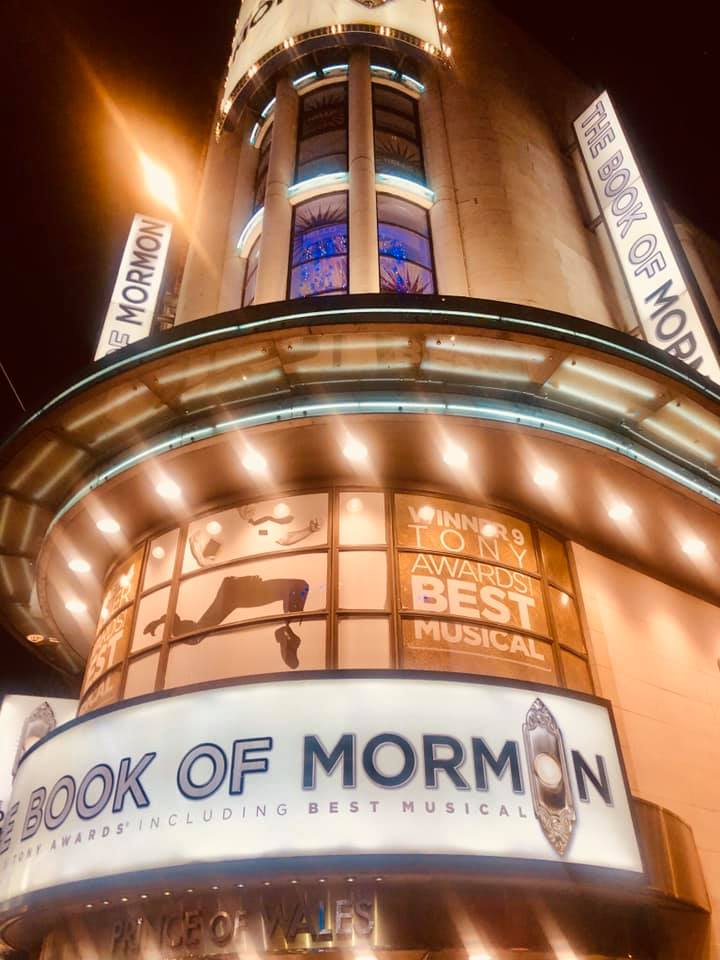 The Book of Mormon © Étienne Launay