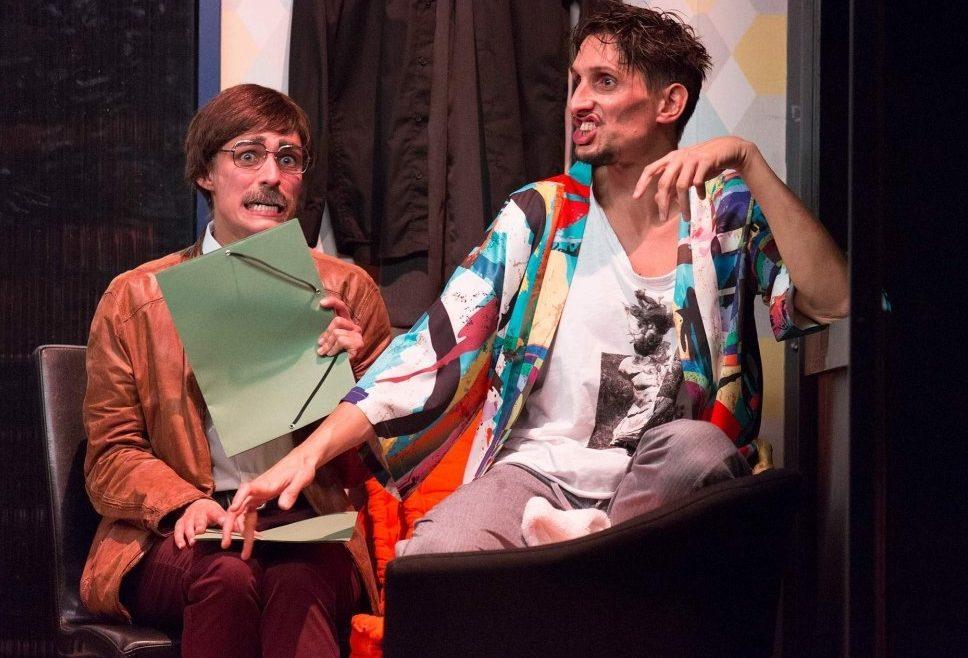 Dom Juan de Molière. Mise en scène de Laurent Brethome Création à la scène nationale – Albi le 1er octobre 2019