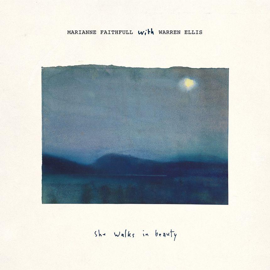 She walks in beauty de Marianne Faithfull
