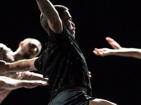 Mille et une danses (Pour 2021) Thomas Lebrun. CCN de Tours. Montpellier Danse. © Frédéric Iovino