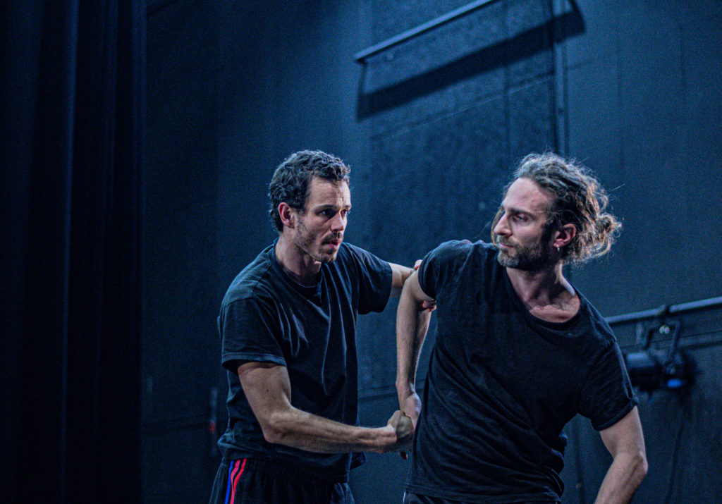 Les répétitions de Zypher, prochain spectacle du Munstrum © Maëlis Le Bricon