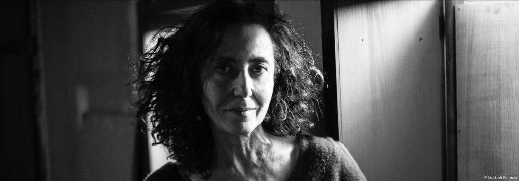 Portrait de Claudine Galea © Jean Louis Fernandez
