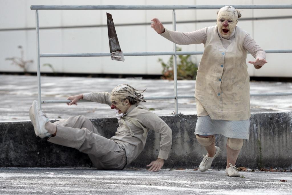 Clownstrum - Munstrum Theatre  - Mimos © Darek Szuster