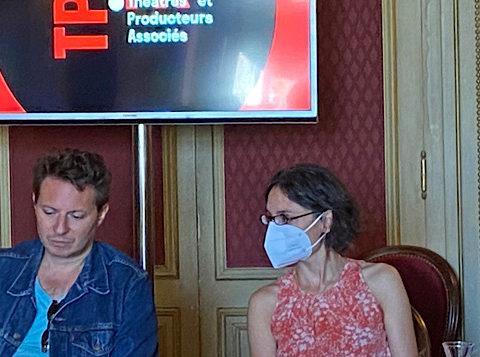 réunion de l'ASTP © Marie-Céline Nivière
