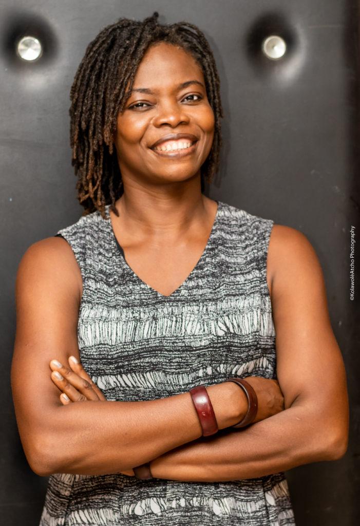 Rachelle Agbossou © KolawoleAtcho Photography