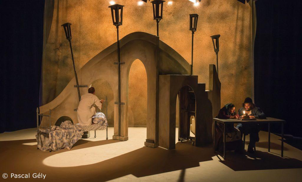 Le Nez de Gogol, mise en scène de Ronan Rivière © Pascal Gely