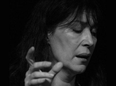 Portrait d'Anne Alvaro En Hamlet © DR