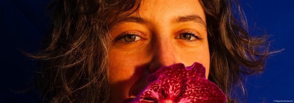 De la sexualité des orchidées de Sofia Teillet © Marguerite Bornhauser