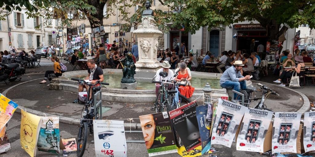 AF & C - Festival d'Avignon le OFF © Jean-Baptiste Loiseau
