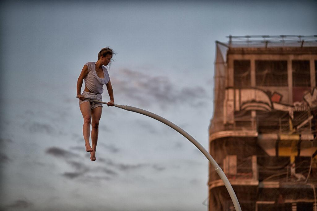 Horizon de Chloé Moglia © Johann Walter