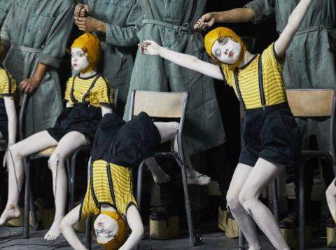 Pinocchio Alice Laloy © Christophe Raynaud de lage