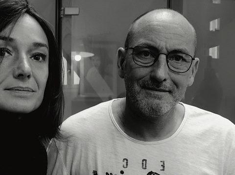 L'artéphile - Anne Cabarbaye et Alexandre Mange _ DR