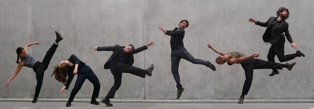 FACETIES, Choregraphie Christian et Francois Ben Aim © Patrick Berger