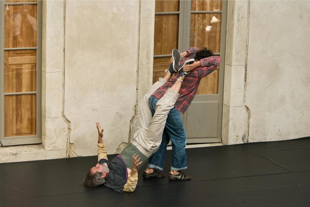 Programme #1 La belle scène saint-denis. L'Orée de Jean-Baptiste André et Eddy Pallaro © TLA