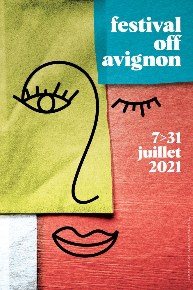 Affiche du Festival OFF d'Avignon