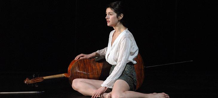 Le nom sur le bout de la langue de Pascal Quignard, mis en scène par Marie Vialle © Thierry Chassepoux