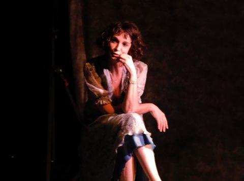 Dorothy, d'après les écrits de Dorothy Parker Conception de Zabou Breitman © Pascal Victor