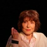 Judith Magre dans Une Vie allemande de Christopher Hampton. Mise en scène de Thierry Harcourt. Poche-Montparnasse © Photo Laurencine Lot