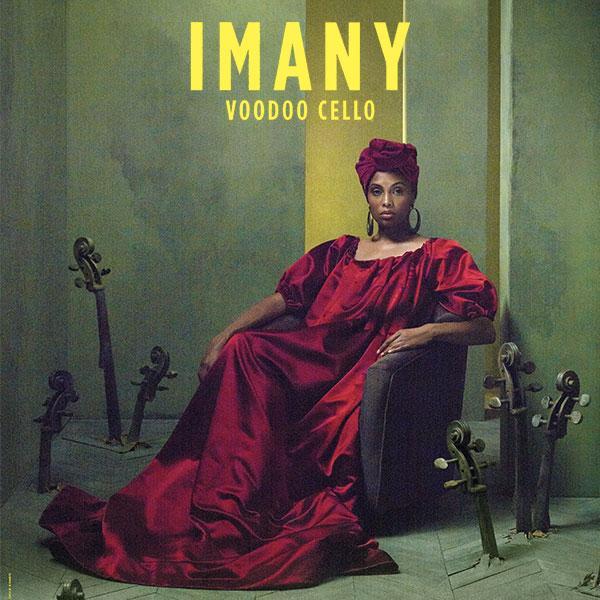 Voodoo Cello d'Imany