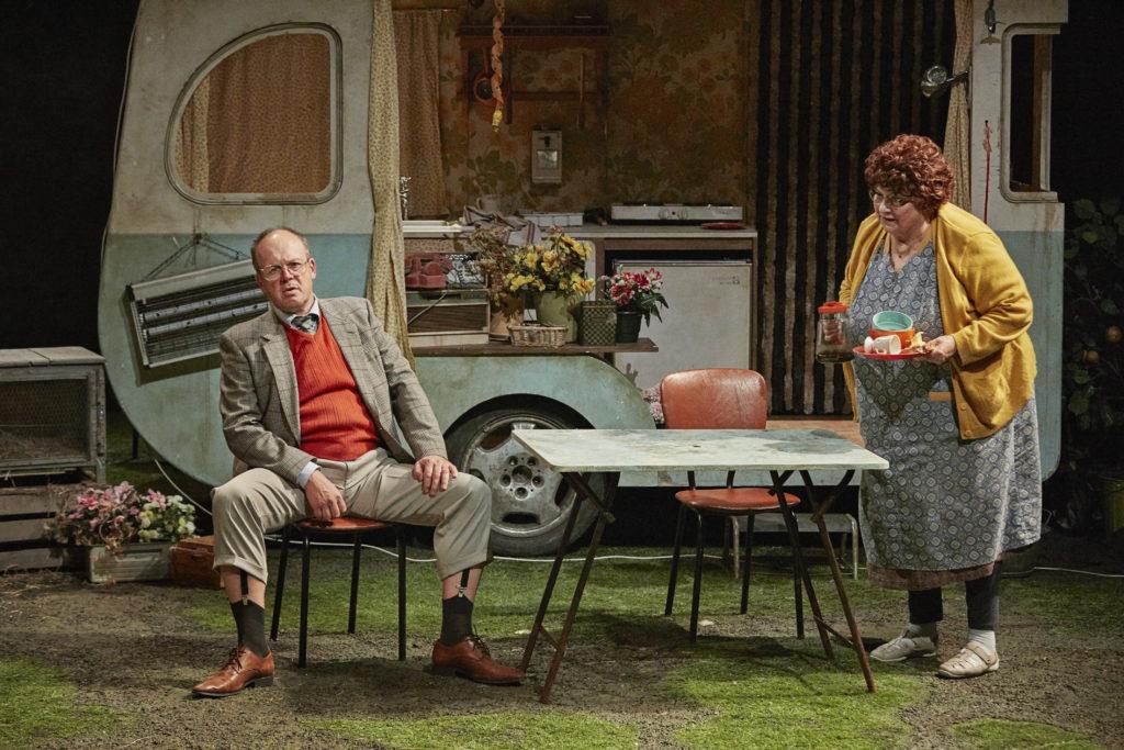 La mouche d'après Langelaan. Mise en scène Valérie Lesort et Christian Hecq © Fabrice Robin