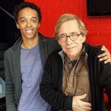Philippe Adrien et son fils Pierre Lefebvre-Adrien © DR