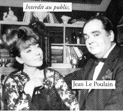 Marthe Mercadier Interdit au Public  © DR