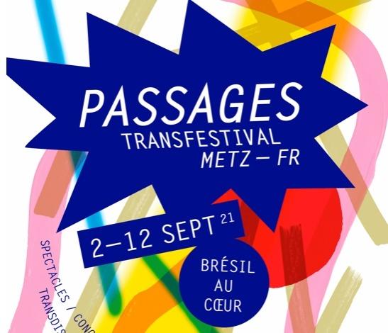 Affiche du Passages Transfestival
