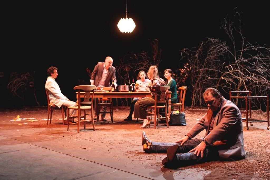Derrière les paupières de Pierre-Yves Chapalain La colline – Théâtre national ©Gwendal Le Flem