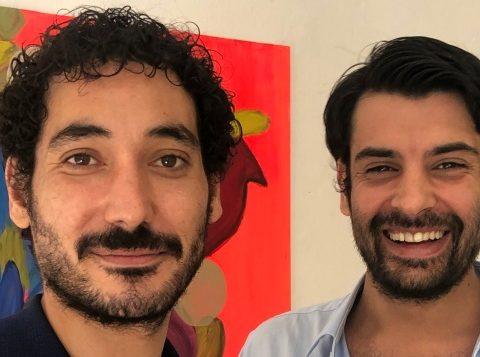 Yassine Sif El Islam et Benjamin Yousfi © DR