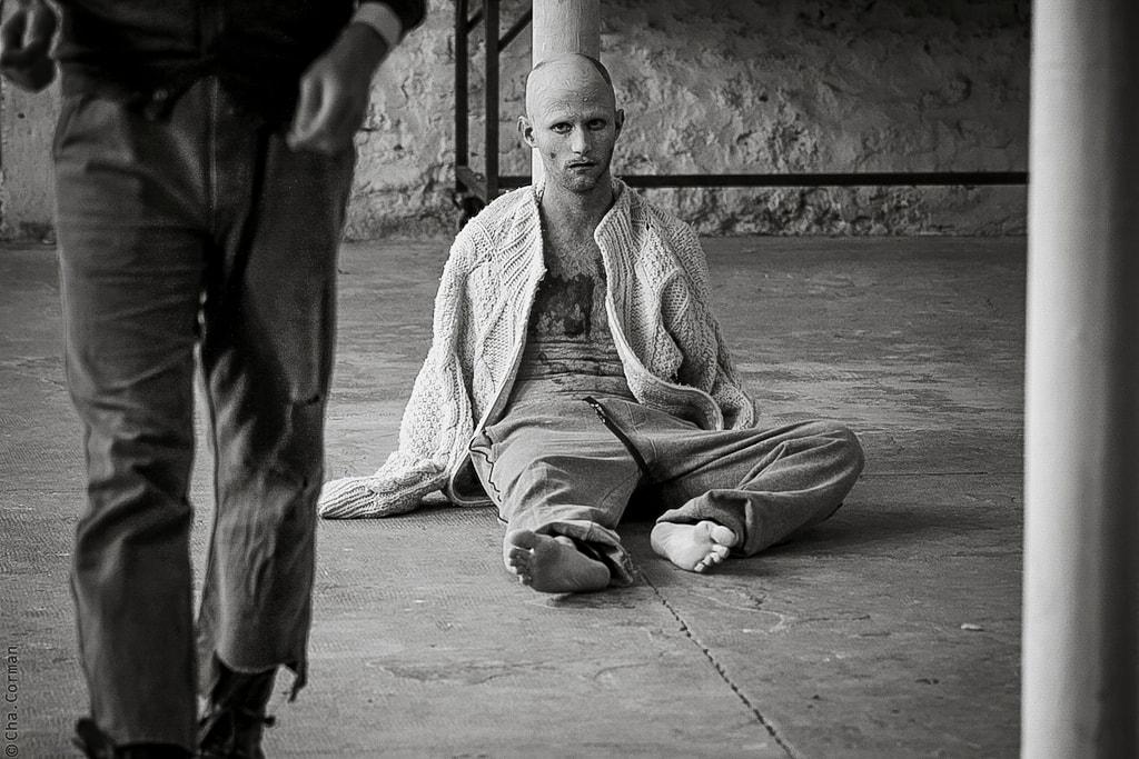 Naissance de Julien Guyomard © Cha. Corman