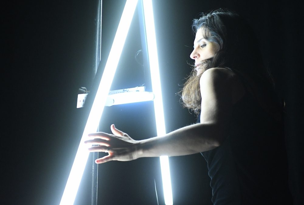 Andy's Gone 1 & 2 de Marie-Claude Verdier, Mise en scène de Julien Bouffier ©Marc Ginot