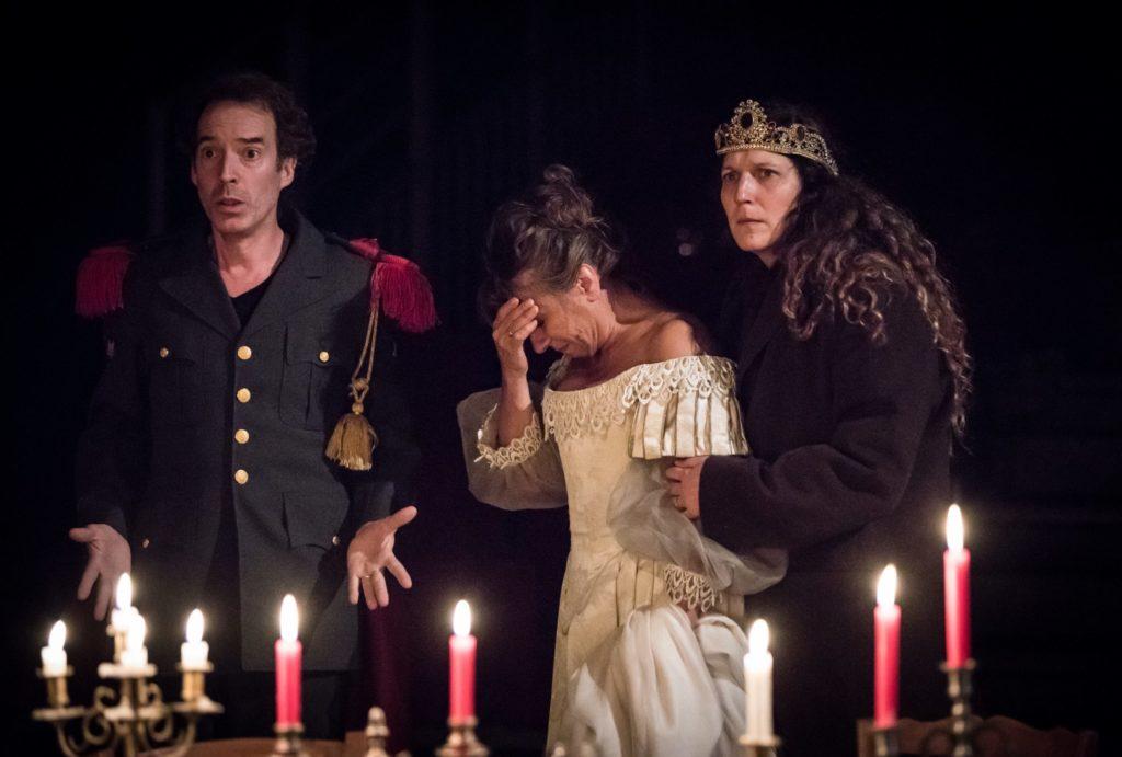 Un conte de Noël de Desplechin. Mise en scène de Julie Deliquet. © Simon Gosselin