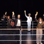 Titanic d'Axel Drhey. Les Moutons Noirs © Éditions australes