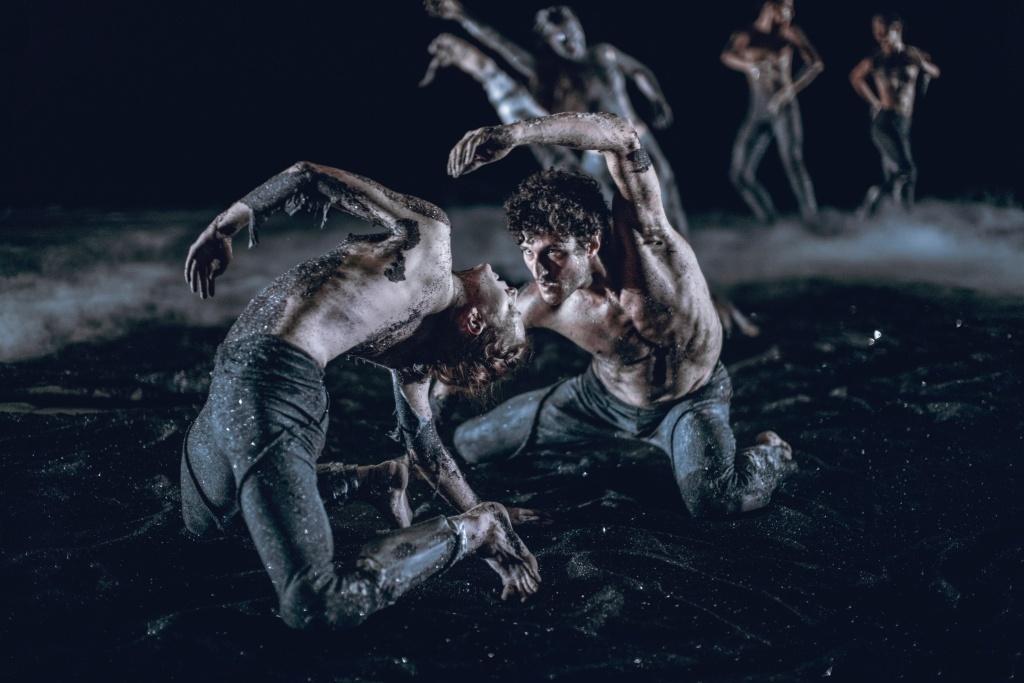 Planet [wanderer] de Damien Jalet et Kohei Nawa Chaillot – Théâtre national de la Danse © Rahi Rezvani