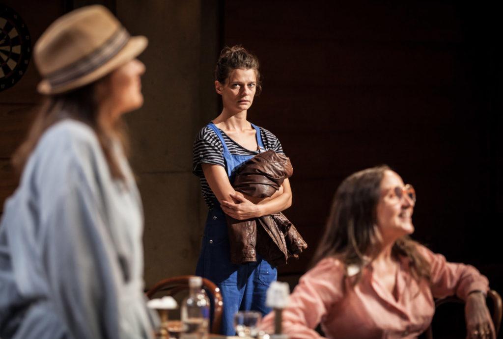 Oncle Vania de Tchekhov. Mise en scène de Julie Deliquet. Comédie-Française. © Simon Gosselin